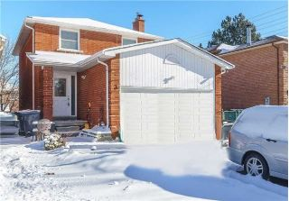 Main Photo: 3 Shenstone Avenue in Brampton: Heart Lake West House (2-Storey) for sale : MLS®# W4032870