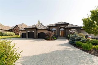 Main Photo: 78 Riverstone Close: Rural Sturgeon County House for sale : MLS®# E4097409
