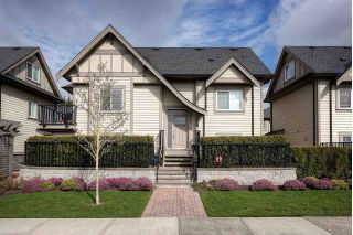 "Main Photo: 8 4728 54A Street in Delta: Delta Manor Townhouse for sale in ""THE MAPLE"" (Ladner)  : MLS® # R2249086"
