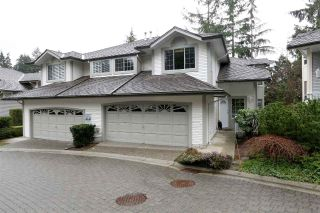 "Main Photo: 123 101 PARKSIDE Drive in Port Moody: Heritage Mountain Townhouse for sale in ""TREETOPS"" : MLS®# R2252438"
