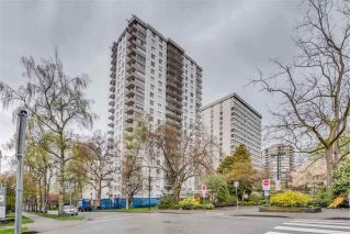 "Main Photo: 401 1251 CARDERO Street in Vancouver: West End VW Condo for sale in ""The Surfcrest"" (Vancouver West)  : MLS®# R2278046"