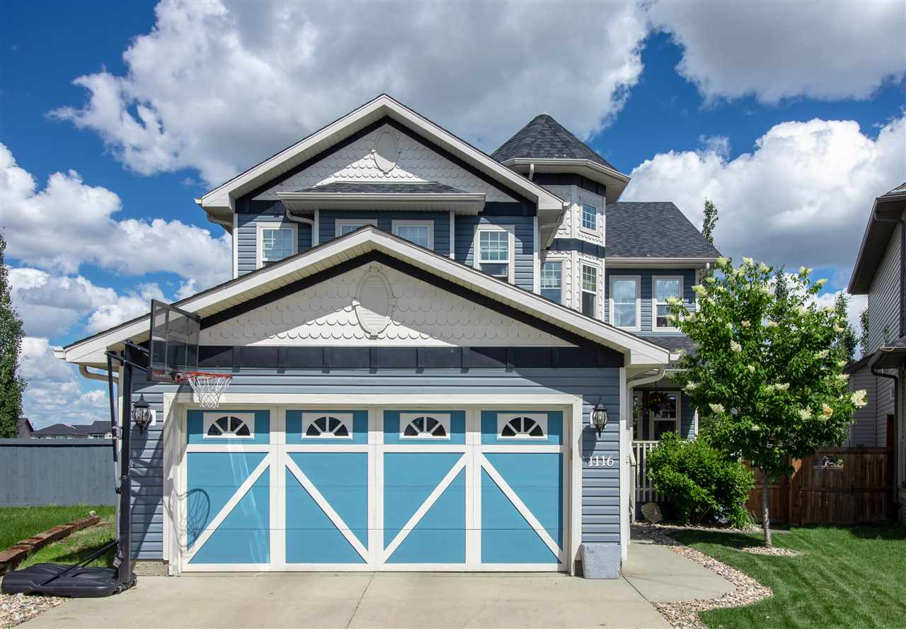 Main Photo: 1116 Appleton Court: Sherwood Park House for sale : MLS®# E4116854