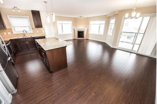 Main Photo: 312 2045 GRANTHAM Court in Edmonton: Zone 58 Condo for sale : MLS®# E4117059