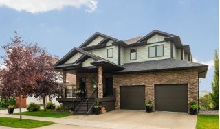 Main Photo: 1681 TOANE WYND in Edmonton: Zone 14 House for sale : MLS®# E4126737
