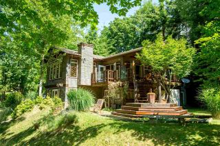 Main Photo: 2350 MOUNTAIN Road: Gambier Island House for sale (Sunshine Coast)  : MLS®# R2301379