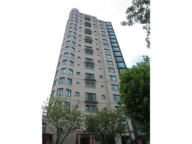 "Main Photo: 1102 2088 BARCLAY Street in Vancouver: West End VW Condo for sale in ""PRESIDIO"" (Vancouver West)  : MLS® # V913287"