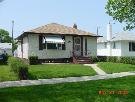 Main Photo: 412 Dalton Street: Residential for sale (North End)  : MLS(r) # 2308017
