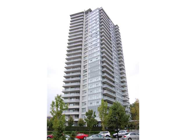 Main Photo: # 2708 2289 YUKON CR in Burnaby: Brentwood Park Condo for sale (Burnaby North)  : MLS® # V999277