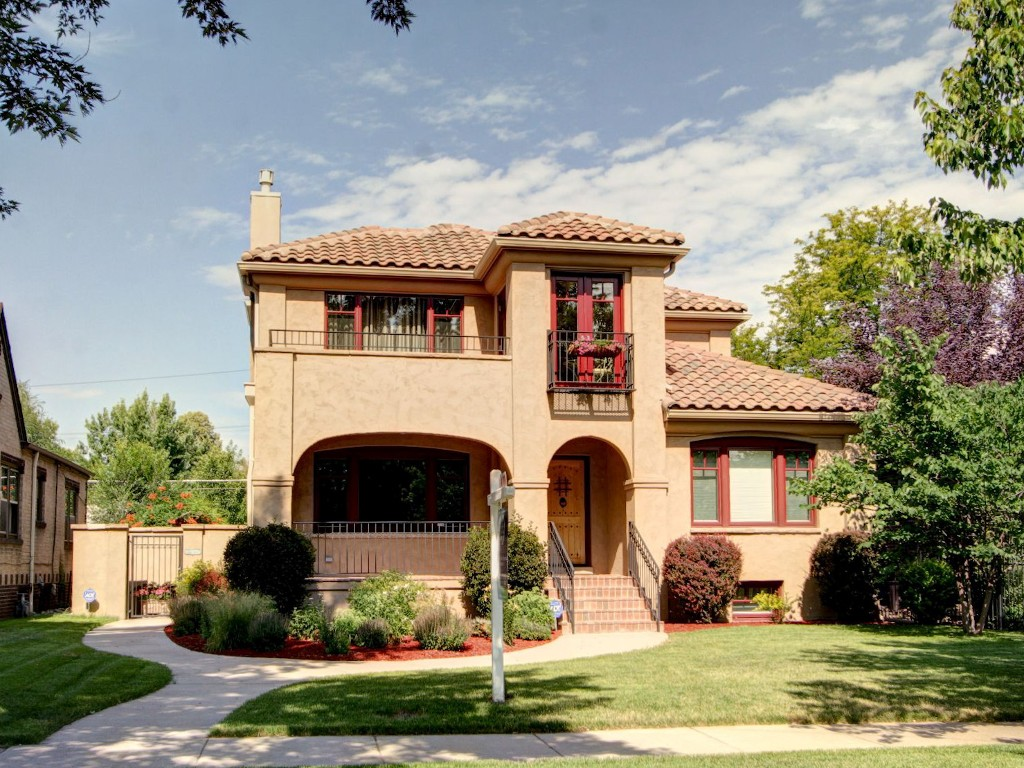 Main Photo: 1115 S. Downing Street in Denver: House for sale (Washington Park)  : MLS® # 9293276
