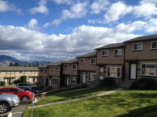 Main Photo: 10 1605 SUMMIT DRIVE in : Sahali Townhouse for sale (Kamloops)  : MLS®# 119222