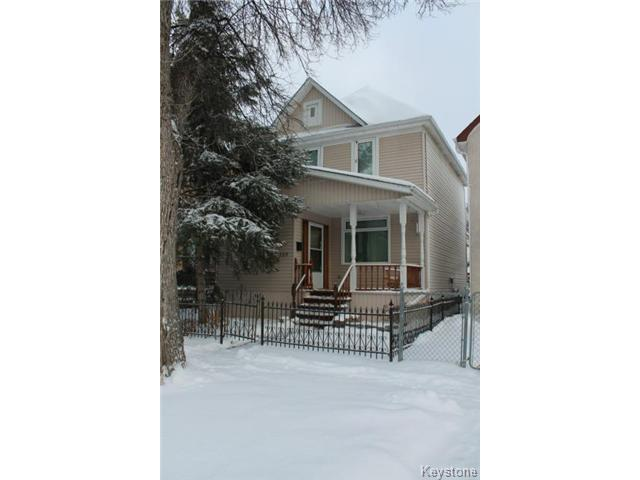 Main Photo: 359 Toronto Street in WINNIPEG: West End / Wolseley Residential for sale (West Winnipeg)  : MLS(r) # 1401337