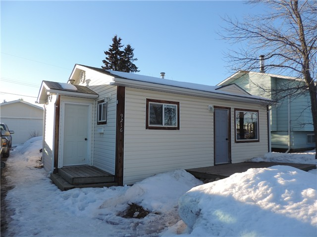 Main Photo: 9216 78A Street in Fort St. John: Fort St. John - City SE House for sale (Fort St. John (Zone 60))  : MLS® # N233928