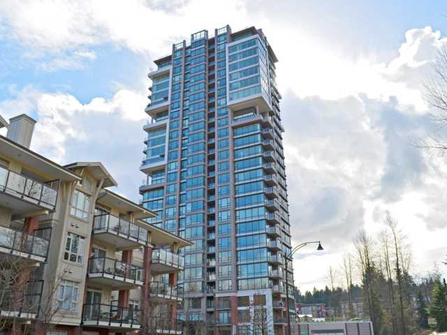 "Main Photo: 307 301 CAPILANO Road in Port Moody: Port Moody Centre Condo for sale in ""THE RESIDENCES"" : MLS(r) # V1052524"