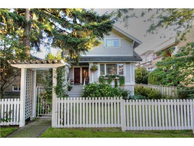 "Main Photo: 2374 OXFORD Street in Vancouver: Hastings House for sale in ""HASTINGS SUNRISE"" (Vancouver East)  : MLS®# V1085072"