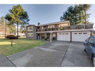 Main Photo: 3508 SHAUGHNESSY Street in Port Coquitlam: Glenwood PQ House for sale : MLS®# V1099383
