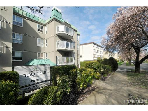 Main Photo: 404 2520 Wark Street in VICTORIA: Vi Hillside Condo Apartment for sale (Victoria)  : MLS® # 346976