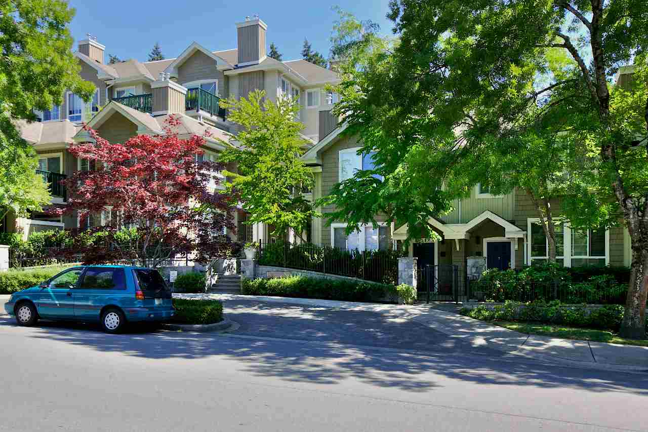"Main Photo: 110 5605 HAMPTON Place in Vancouver: University VW Condo for sale in ""PEMBERLY"" (Vancouver West)  : MLS(r) # R2018785"