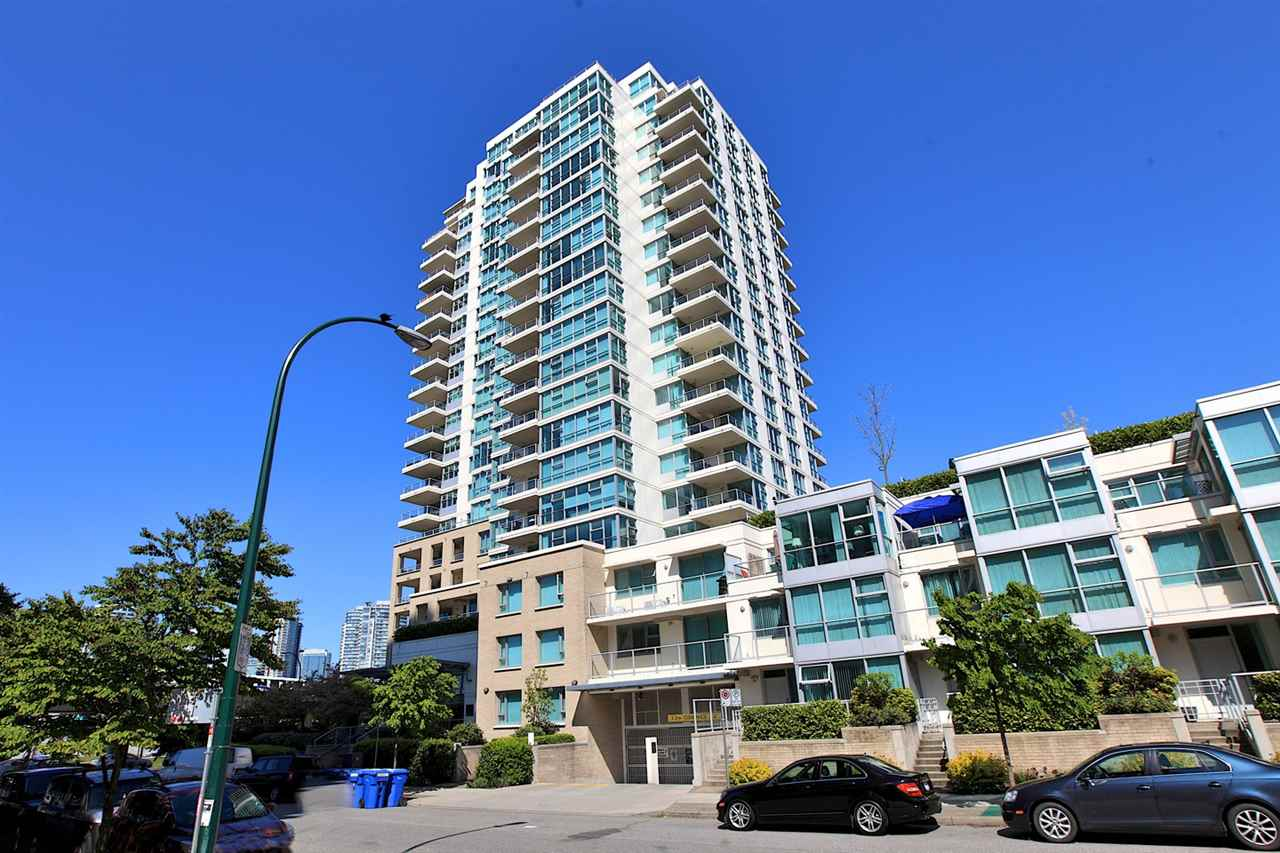 "Main Photo: 2203 125 MILROSS Avenue in Vancouver: Mount Pleasant VE Condo for sale in ""CREEKSIDE"" (Vancouver East)  : MLS® # R2050297"