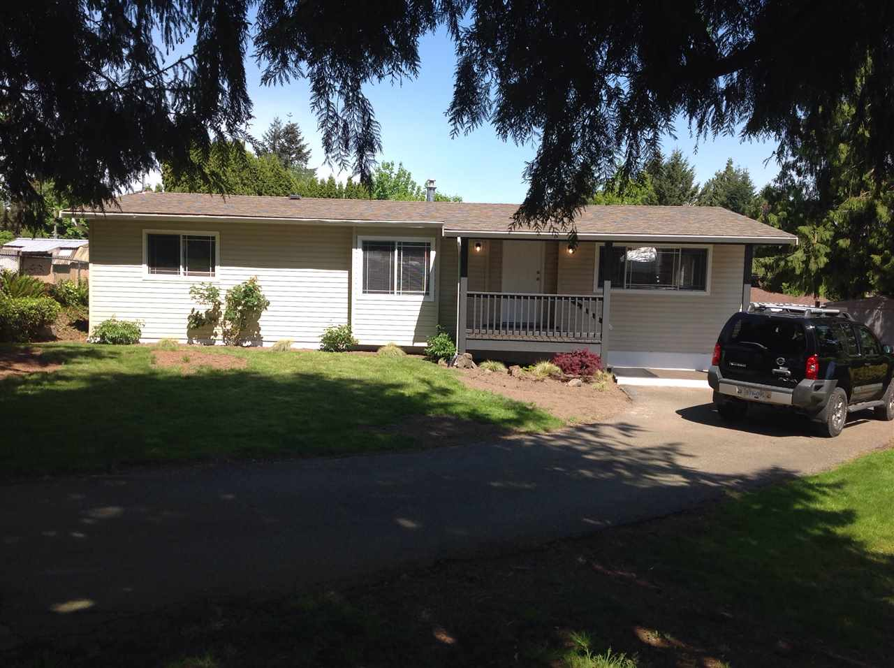 Main Photo: 31538 MONARCH Court in Abbotsford: Poplar Manufactured Home for sale : MLS® # R2062458