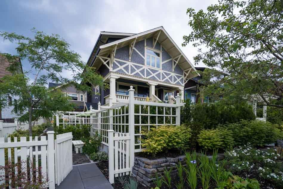 Main Photo: 2437 W 5TH Avenue in Vancouver: Kitsilano House 1/2 Duplex for sale (Vancouver West)  : MLS® # R2081967