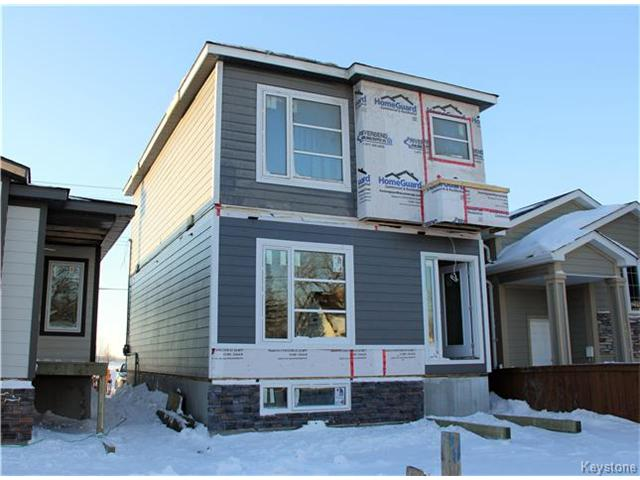 Main Photo: 504 Ferry Road in Winnipeg: St James Residential for sale (5E)  : MLS® # 1700388