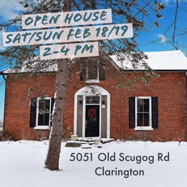 Main Photo: 5051 Old Scugog Road in Clarington: Rural Clarington House (2-Storey) for sale : MLS® # E3700344