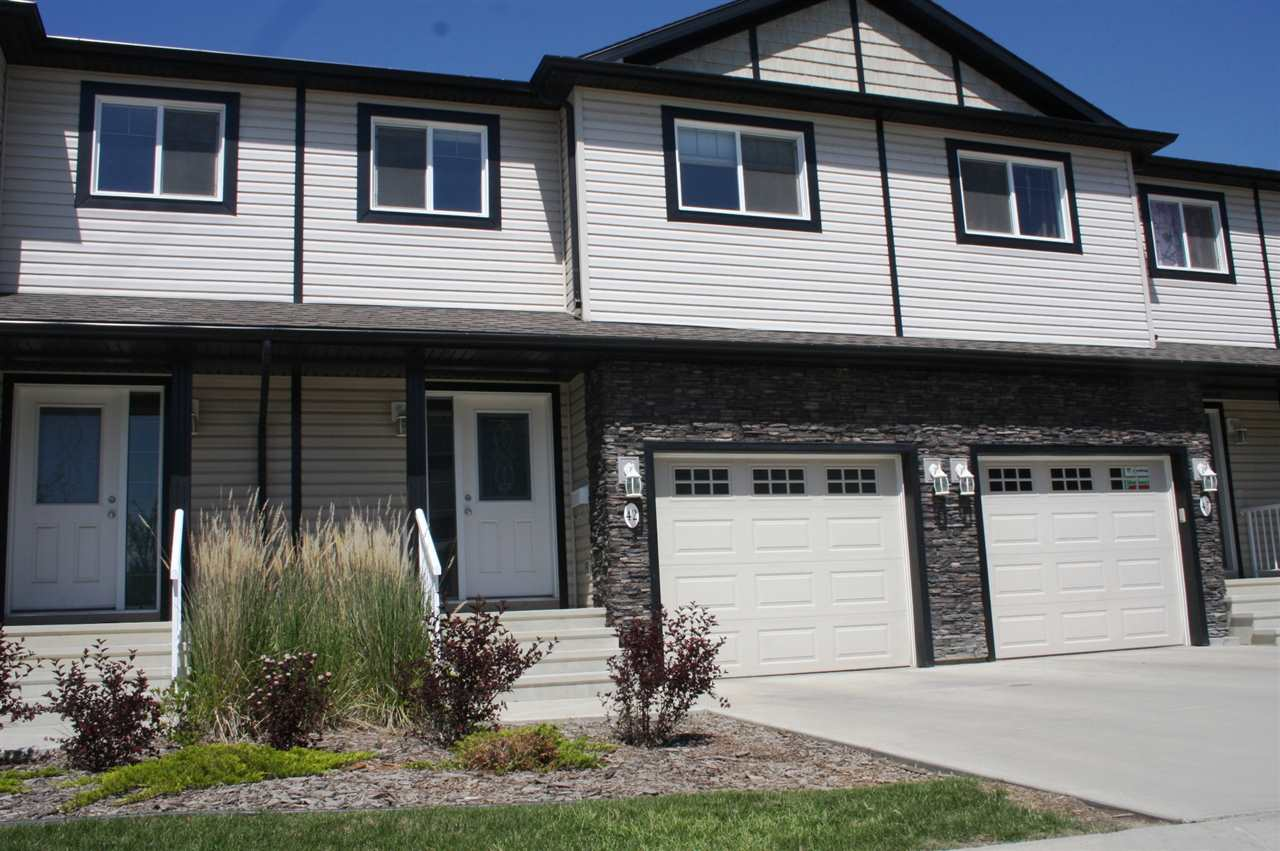 Main Photo: 42 2005 70 Street in Edmonton: Zone 53 Townhouse for sale : MLS(r) # E4051758