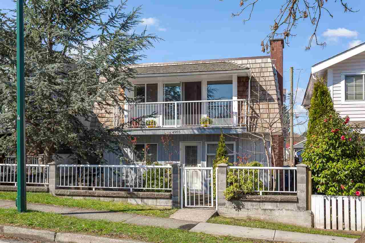 Main Photo: 4955 SOMERVILLE Street in Vancouver: Fraser VE House for sale (Vancouver East)  : MLS(r) # R2156818