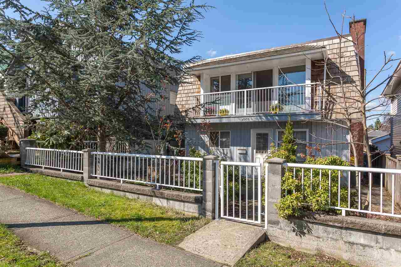 Photo 19: 4955 SOMERVILLE Street in Vancouver: Fraser VE House for sale (Vancouver East)  : MLS® # R2156818
