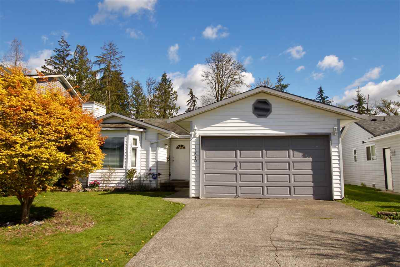 Main Photo: 11840 MEADOWLARK Drive in Maple Ridge: Cottonwood MR House for sale : MLS®# R2158930
