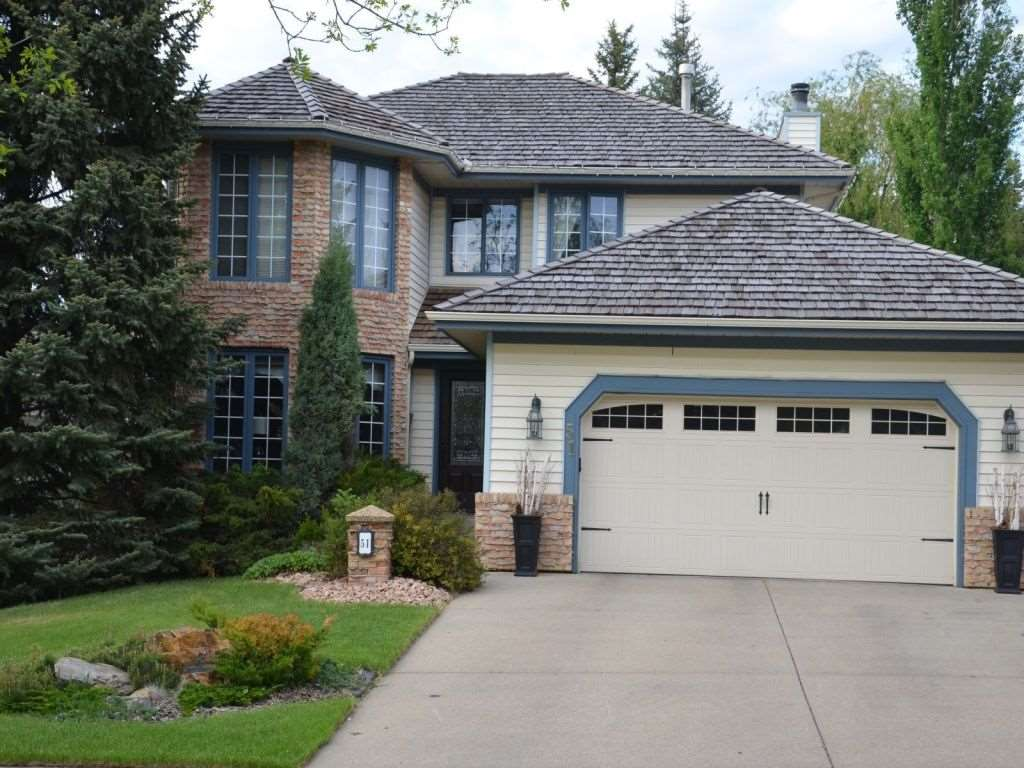 Main Photo: 51 Parkwood Drive: St. Albert House for sale : MLS(r) # E4066632
