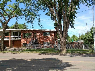 Main Photo: 8708 122 Avenue in Edmonton: Zone 05 House Half Duplex for sale : MLS® # E4067418