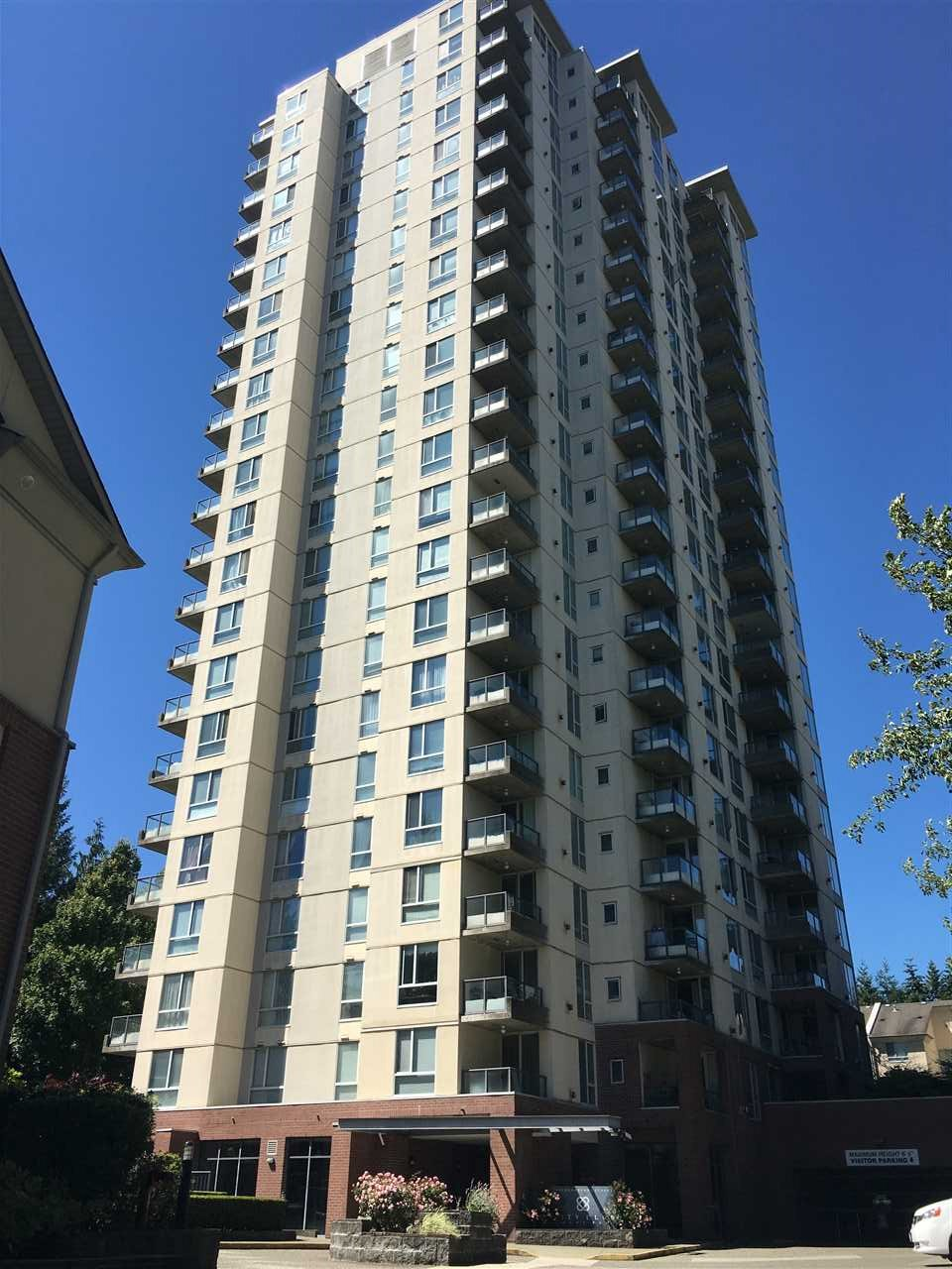 "Main Photo: 703 7077 BERESFORD Street in Burnaby: Highgate Condo for sale in ""CITY CLUB ON THE PARK"" (Burnaby South)  : MLS(r) # R2179336"