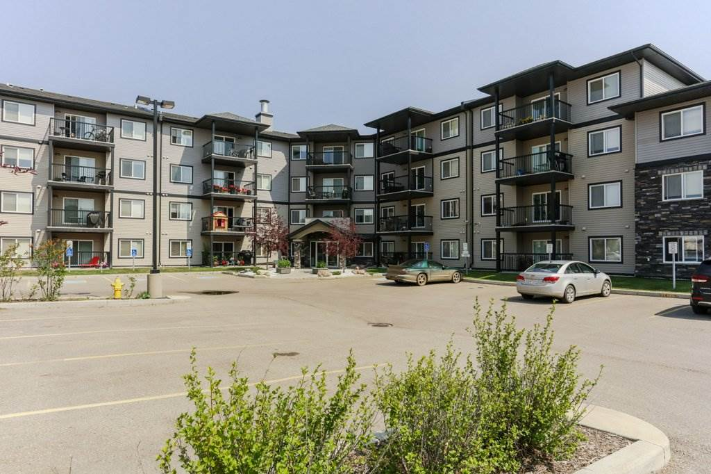 Main Photo: 405 5951 165 Avenue in Edmonton: Zone 03 Condo for sale : MLS® # E4074127