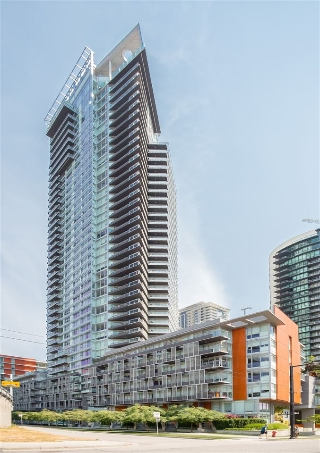 Main Photo: 3708 1372 SEYMOUR Street in Vancouver: Downtown VW Condo for sale (Vancouver West)  : MLS(r) # R2189499