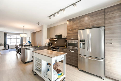"Photo 7: 19 6088 BERESFORD Street in Burnaby: Metrotown Townhouse for sale in ""HIGHLAND PARK"" (Burnaby South)  : MLS® # R2205452"