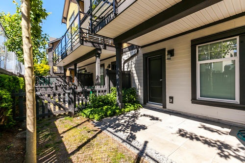 "Photo 17: 19 6088 BERESFORD Street in Burnaby: Metrotown Townhouse for sale in ""HIGHLAND PARK"" (Burnaby South)  : MLS® # R2205452"