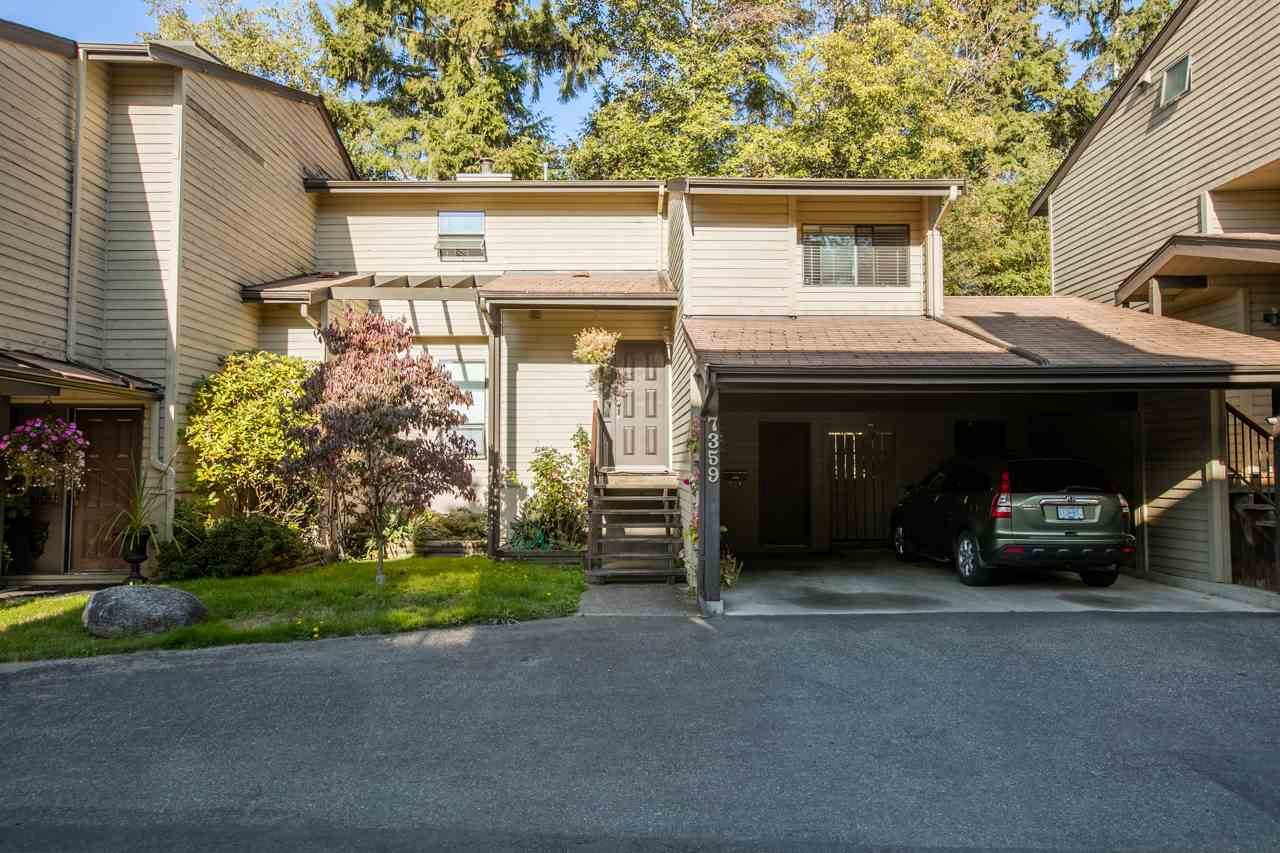 "Main Photo: 7359 PINNACLE Court in Vancouver: Champlain Heights Townhouse for sale in ""PARKLANE"" (Vancouver East)  : MLS® # R2207367"
