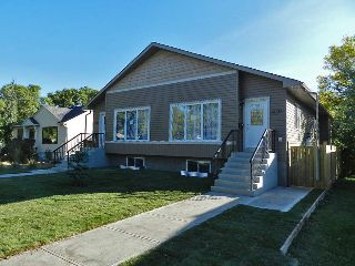 Main Photo: 12137 12135 124 Street in Edmonton: Zone 04 House Duplex for sale : MLS® # E4084325