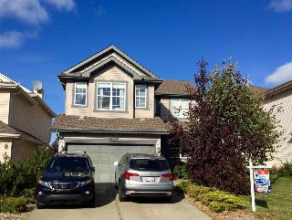 Main Photo: 1610 HODGSON Court in Edmonton: Zone 14 House for sale : MLS® # E4085541