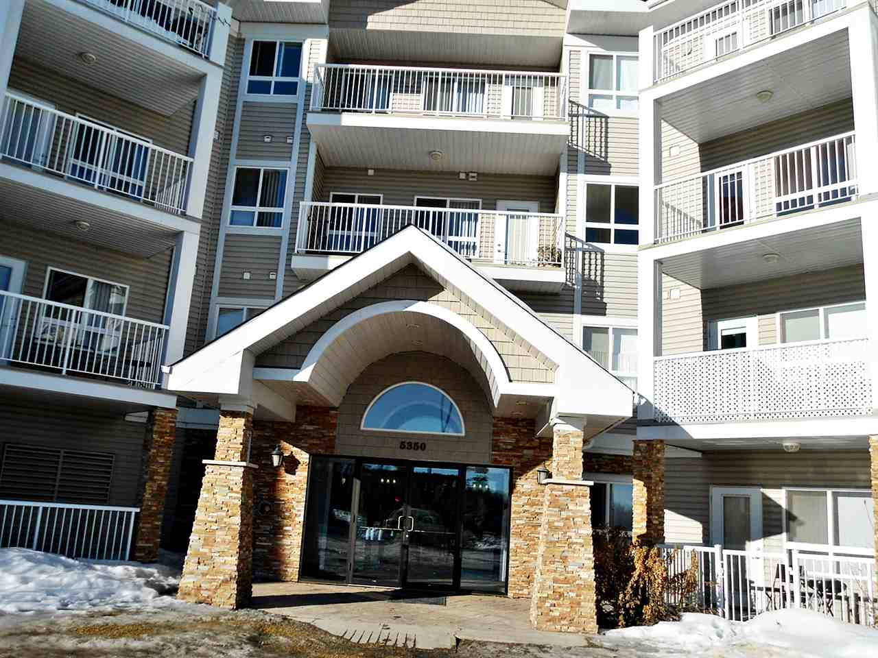Main Photo: 415 5350 199 Street in Edmonton: Zone 58 Condo for sale : MLS® # E4087728