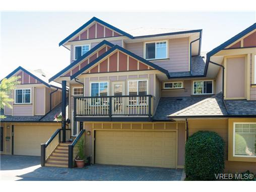 Main Photo: 12 15 Helmcken Road in VICTORIA: VR Hospital Townhouse for sale (View Royal)  : MLS® # 367795