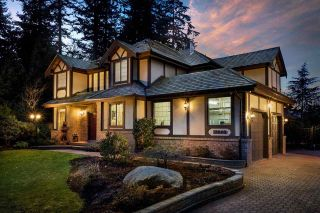 "Main Photo: 13902 25A Avenue in Surrey: Elgin Chantrell House for sale in ""PENINSULA PARK"" (South Surrey White Rock)  : MLS® # R2225287"