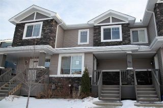 Main Photo:  in Edmonton: Zone 55 Attached Home for sale : MLS® # E4089774