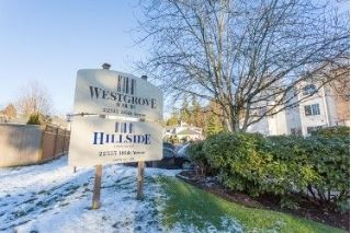 "Main Photo: 204 22515 116 Avenue in Maple Ridge: East Central Townhouse for sale in ""FRASERVIEW VILLAGE"" : MLS® # R2229278"