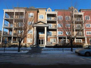 Main Photo: 404 5280 TERWILLEGAR BLVD NW in Edmonton: Zone 14 Condo for sale : MLS®# E4093852