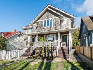 Main Photo: 2875 W 6TH Avenue in Vancouver: Kitsilano House 1/2 Duplex for sale (Vancouver West)  : MLS®# R2255523