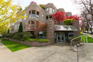 "Main Photo: 209 1082 W 8TH Avenue in Vancouver: Fairview VW Condo for sale in ""LE GALLERIA"" (Vancouver West)  : MLS®# R2256851"