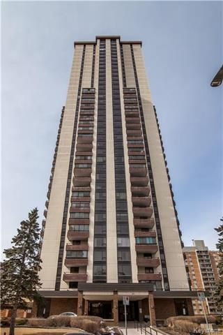 Main Photo: 1104 55 Nassau Street North in Winnipeg: Osborne Village Condominium for sale (1B)  : MLS®# 1806864