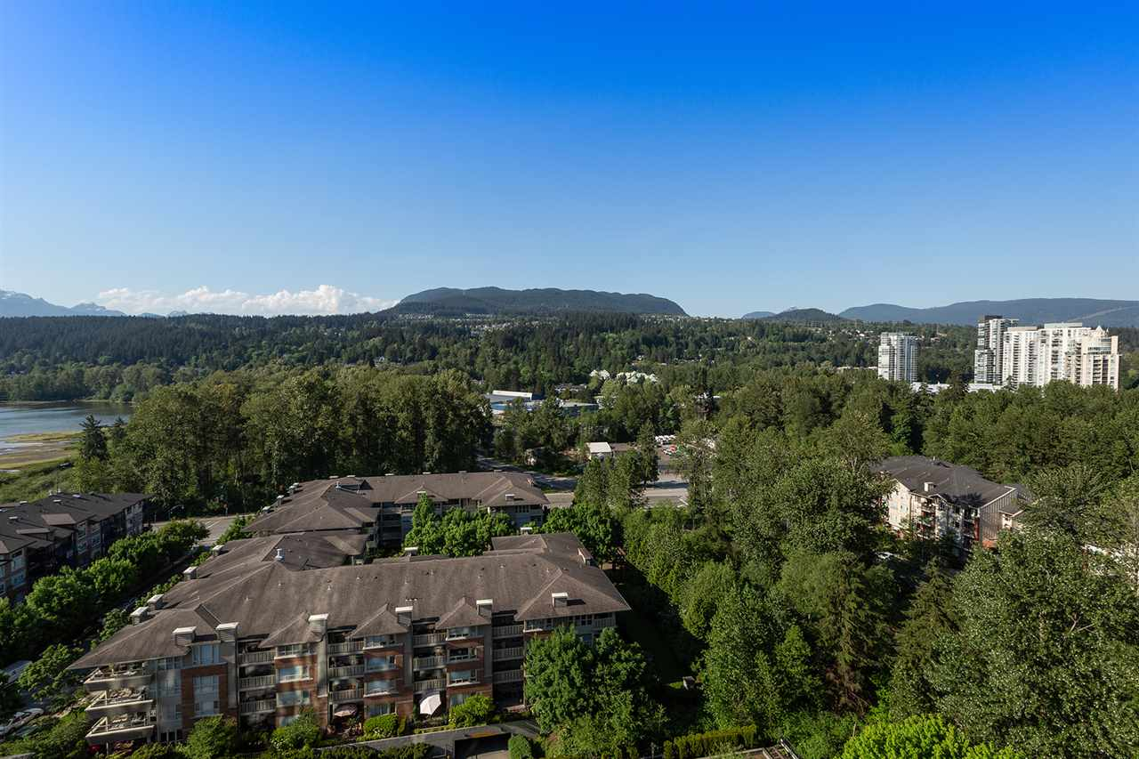 "Main Photo: 1907 660 NOOTKA Way in Port Moody: Port Moody Centre Condo for sale in ""Nahanni"" : MLS®# R2268018"